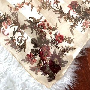 Lauren Ralph Lauren Scarf  Floral Accessories
